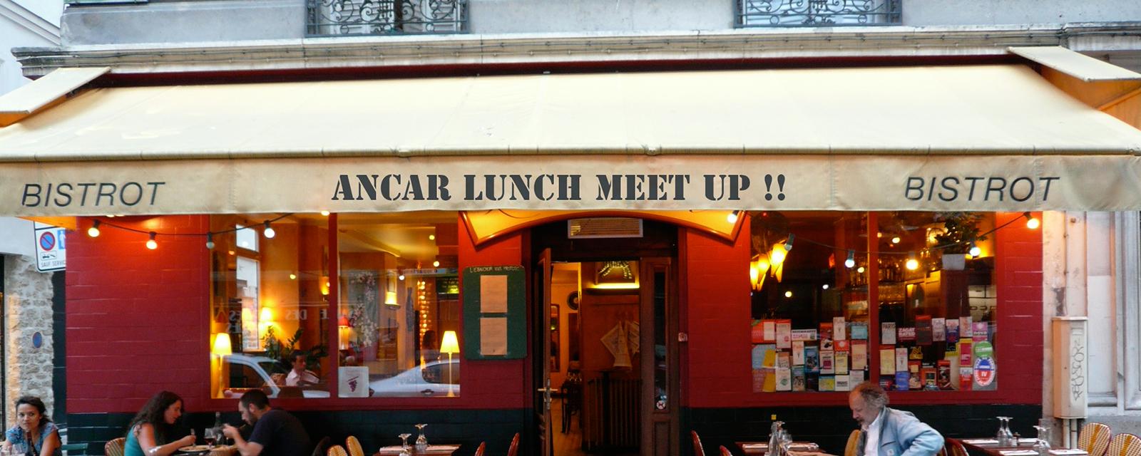 Ancar Lunch Meet up !